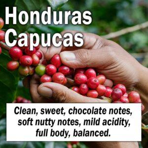 Honduras Capucas