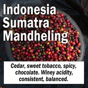 Indonesia Sumatra Mandheling