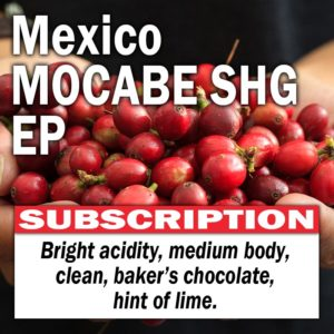 Mexico MOCABE SHG EP - Subscription