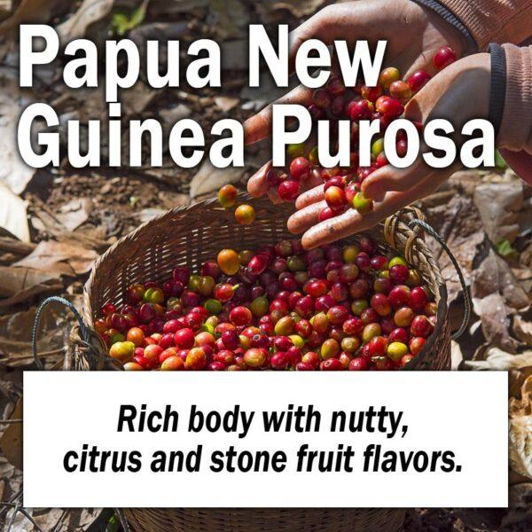 Papua New Guinea Purosa