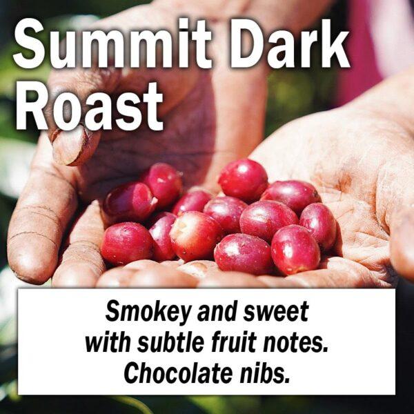 Summit Dark Roast