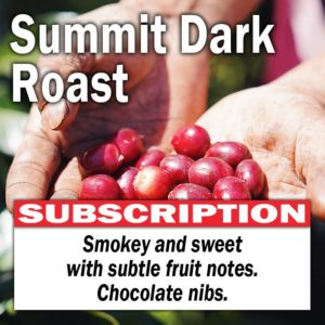 Summit Dark Roast - Subscription